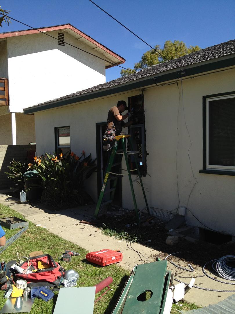 ELECTRICAL WORK Los Angeles 20