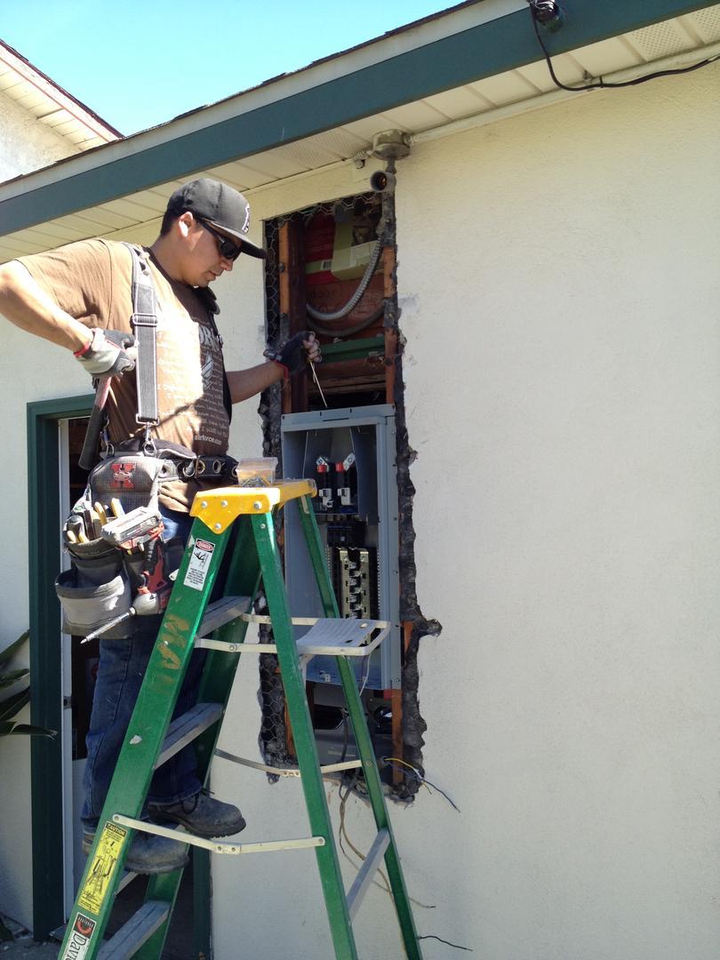 ELECTRICAL WORK Los Angeles 21
