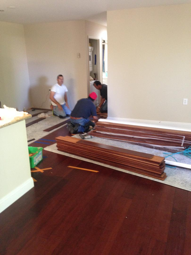FLOORING WORK Los Angeles 05