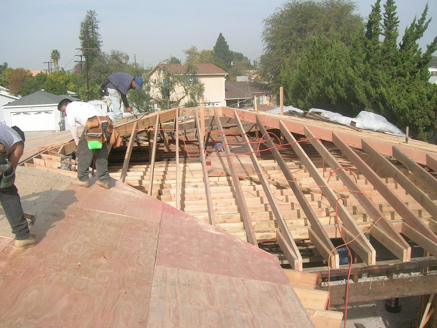 ROOFING Los Angeles 11