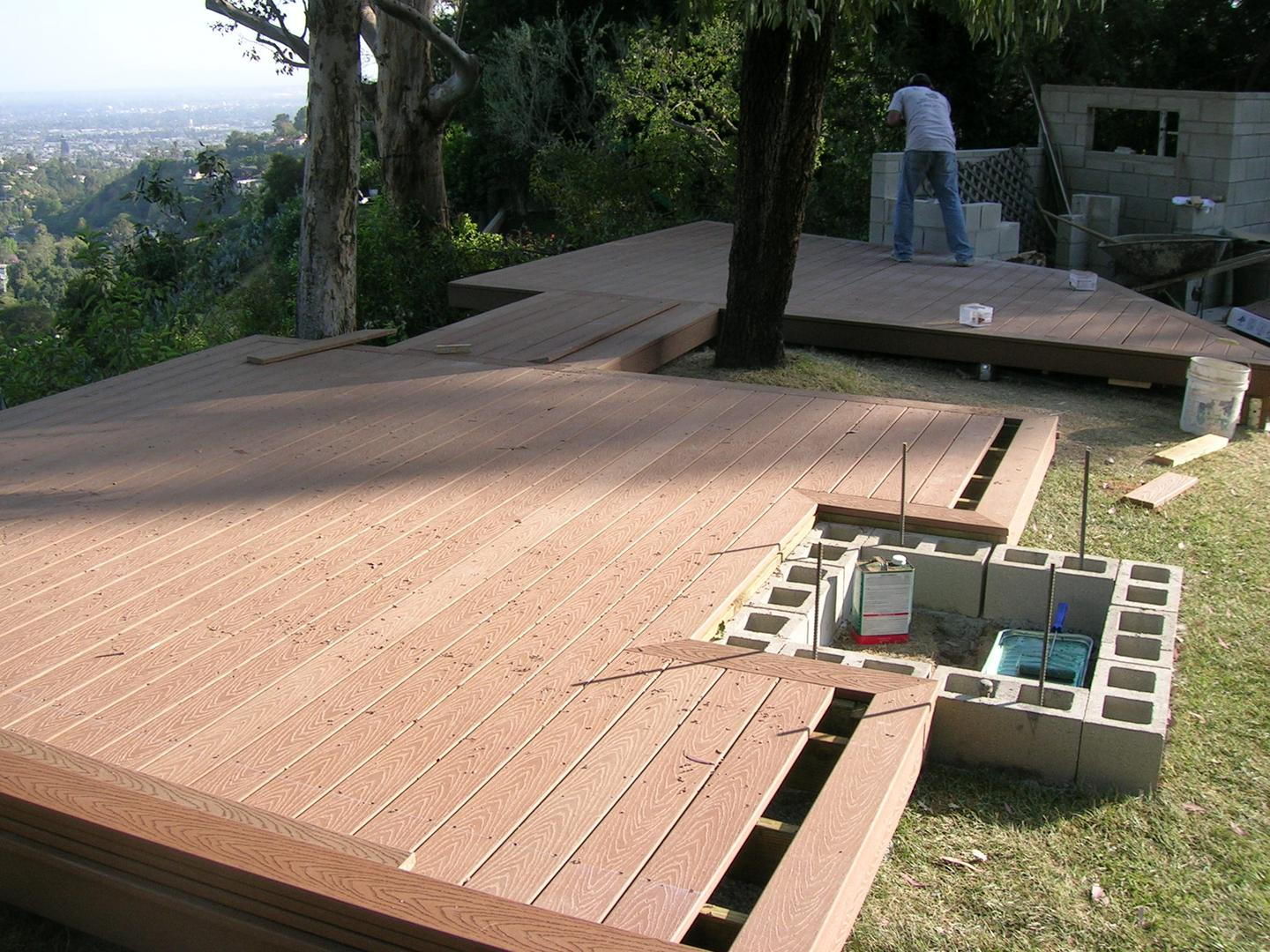 WOOD DECKS Los Angeles 12