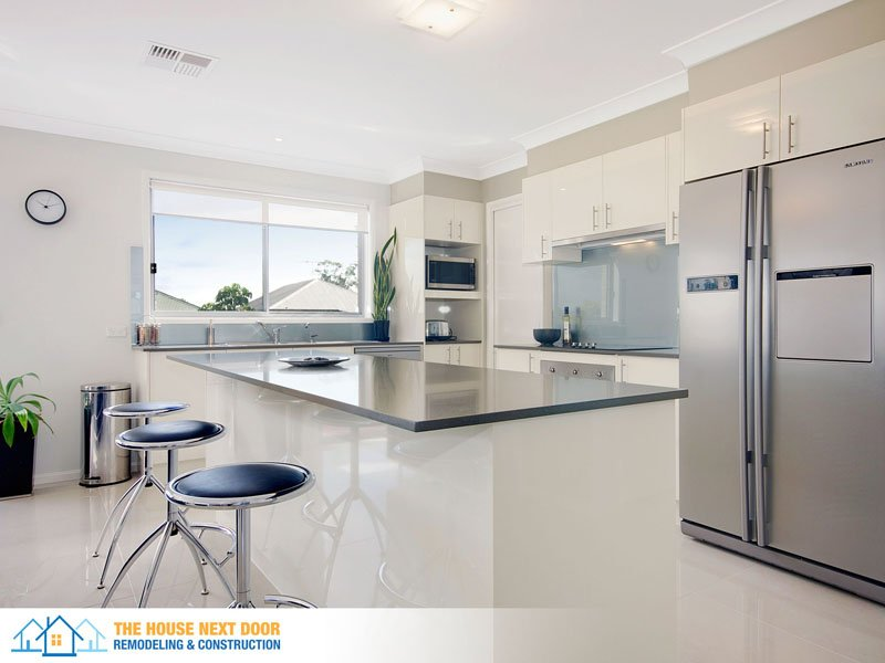 Gorgeous Kitchen Renovation In Potomac Maryland: Kitchen Remodeling In Brentwood CA